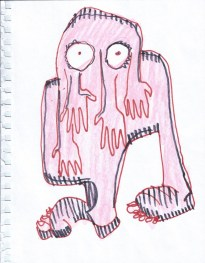 journal drawing 2012